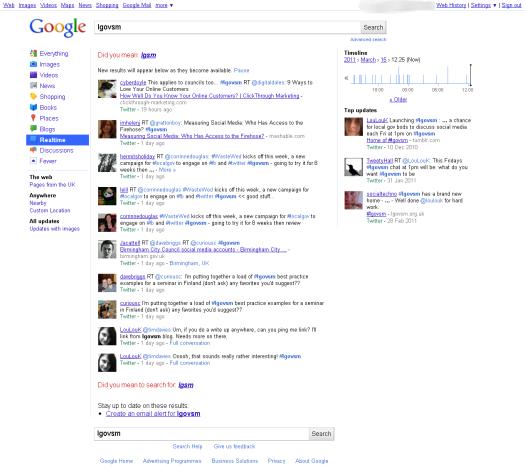 lgovsm - Google Search